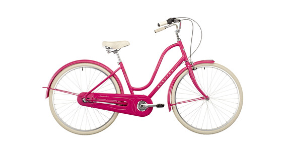 Electra Amsterdam Original 3i Stadsfiets Dames Ladies roze